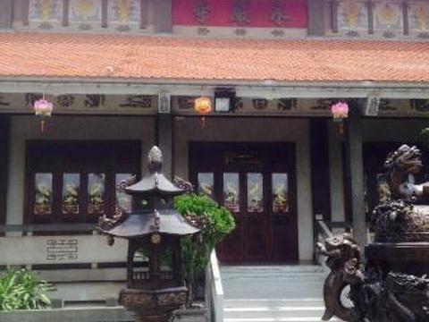 永严寺旅游景点图片