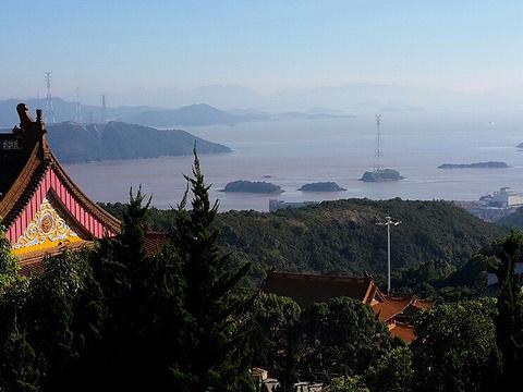 慈云极乐寺旅游景点图片