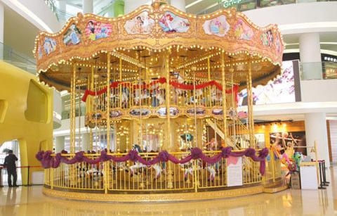 彩悦城阳光乐园购物中心