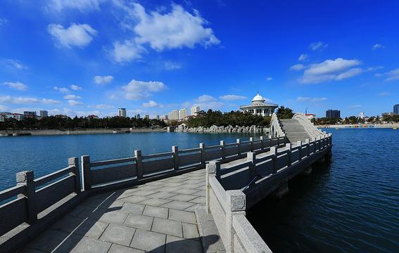威海公园旅游景点图片