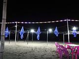 双月湾沙滩烧烤场