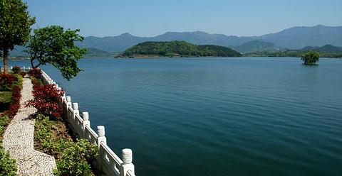梅川水库的图片