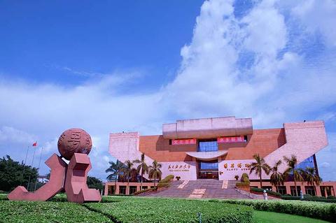 番禺博物馆的图片