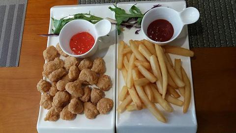田之舍素食自助餐厅
