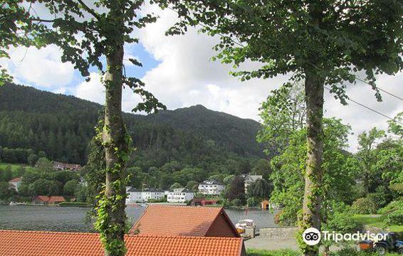 The Royal Residence (Gamlehaugen)旅游景点图片