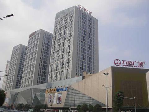 万达广场(红谷滩)旅游景点图片