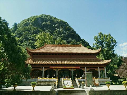 舜帝陵景区的图片