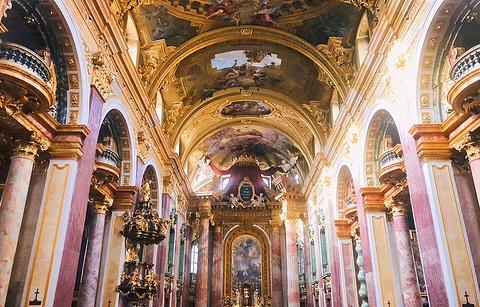 维也纳旅游景点图片