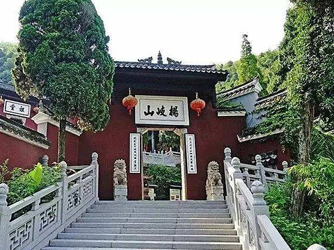 杨岐山旅游景点图片