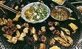 郑羊肉烧烤