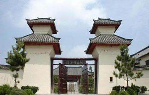 项王蜡像馆
