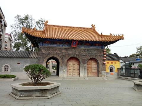 济南府学文庙的图片