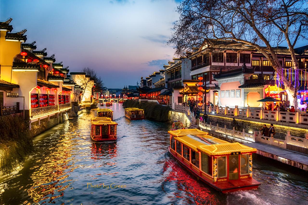 南京穷游3日线路