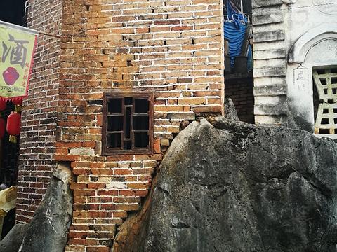 福溪村景区旅游景点图片