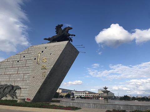 镶黄旗旅游图片