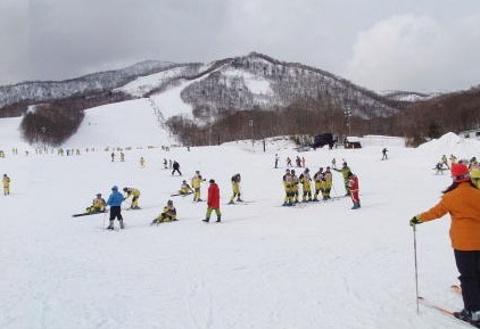 Sunlaiva滑雪场