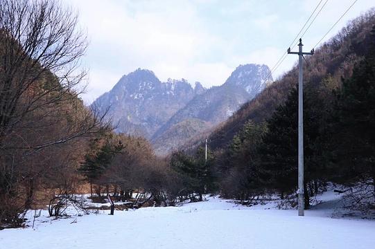 天水石门山旅游景点图片