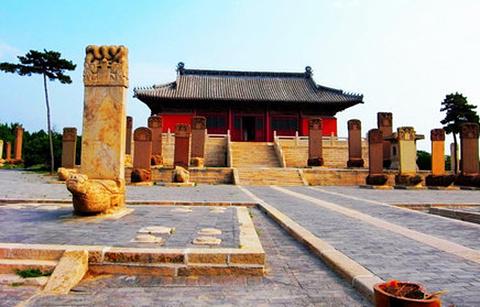 北镇庙的图片
