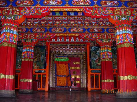 羊八井寺旅游景点图片