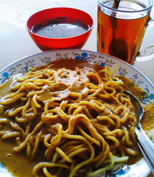 Restoran Hasyim Cafe,Likas