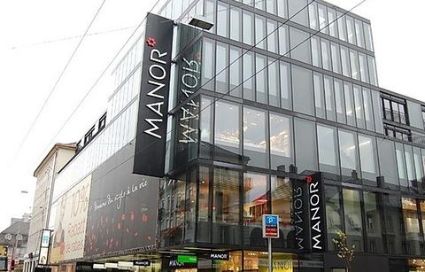 Manor购物中心(日内瓦店)