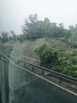 青龙古镇-凉亭
