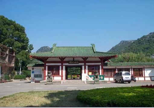 西山民俗风情园旅游景点图片