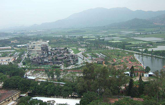沙溪镇旅游景点图片
