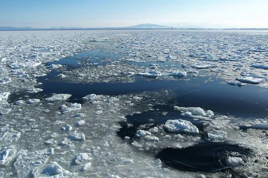 网走流冰观光破冰船极光号旅游景点图片