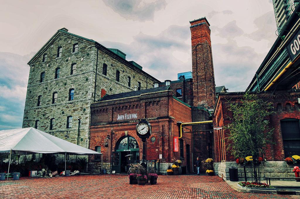 古酿酒厂区