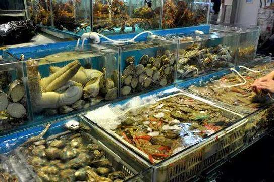 南山市场新海货厅旅游景点图片