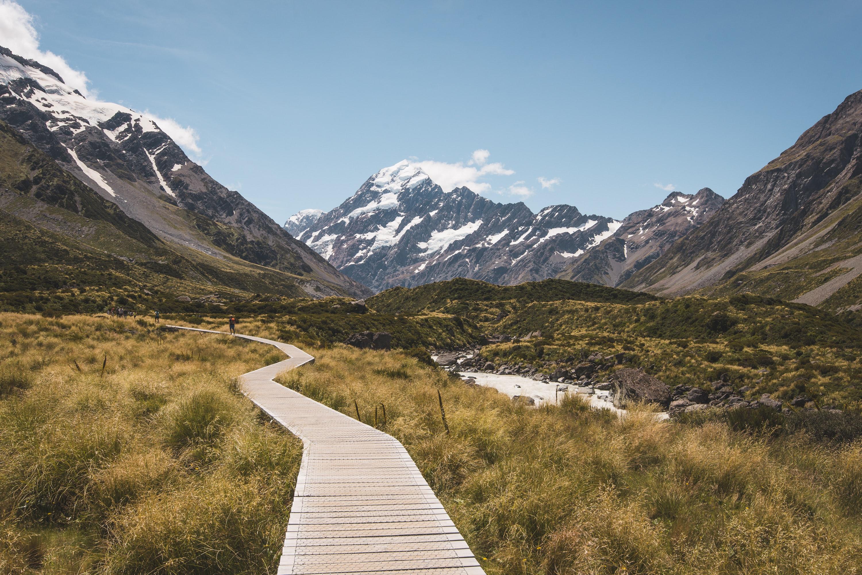 新西兰南岛12日经典线路