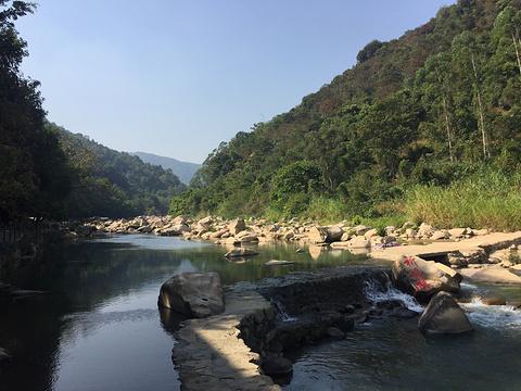 奇石河的图片