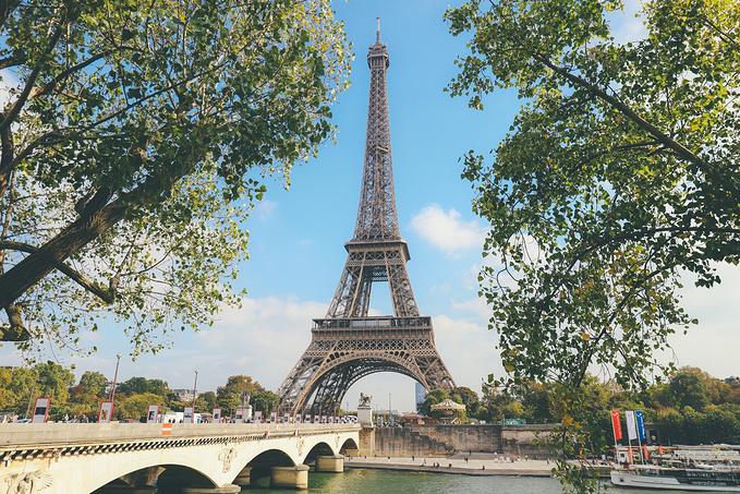 巴黎深度4日线路