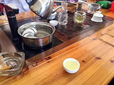 客家土楼王茶业旅游景点图片