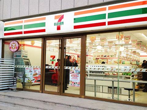 711便利店(宁夏路)旅游景点图片