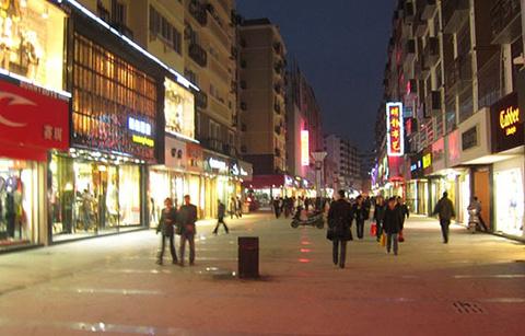 九江大中路步行街