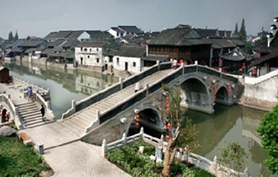 三桥邀月旅游景点图片
