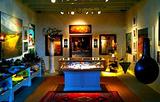 Tzamia-Krystalla Art Gallery Santorini