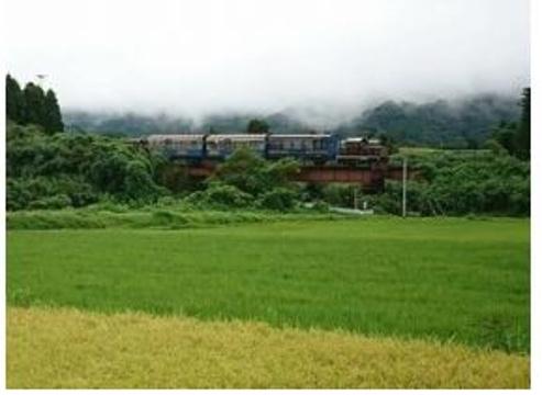 南阿苏铁道旅游景点图片