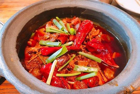香钿楚菜(汉街店)旅游景点图片