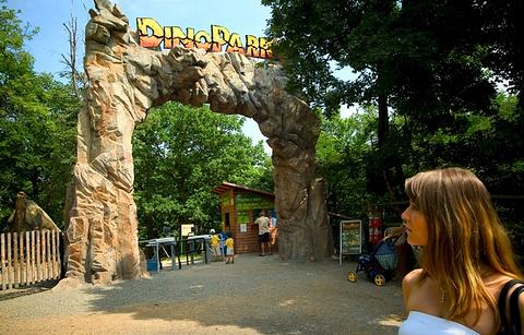 恐龙乐园的图片