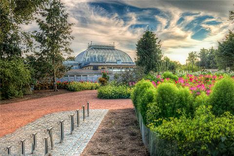 涅米植物园