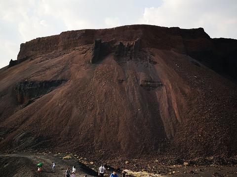 察哈尔火山博物馆旅游景点图片