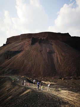 察哈尔火山博物馆的图片
