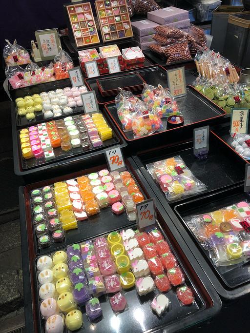 京都锦市场