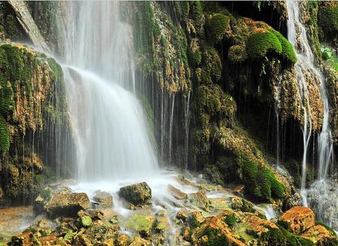 天龙峡的图片