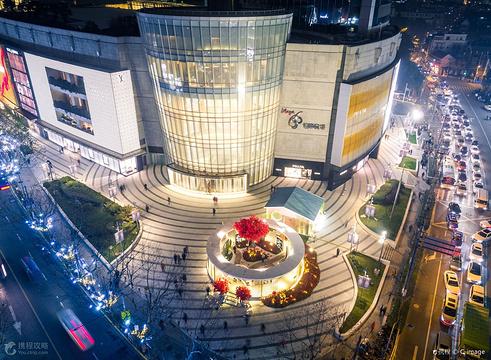 上海恒隆广场旅游景点图片
