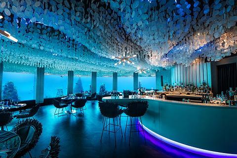 水下餐厅旅游景点攻略图