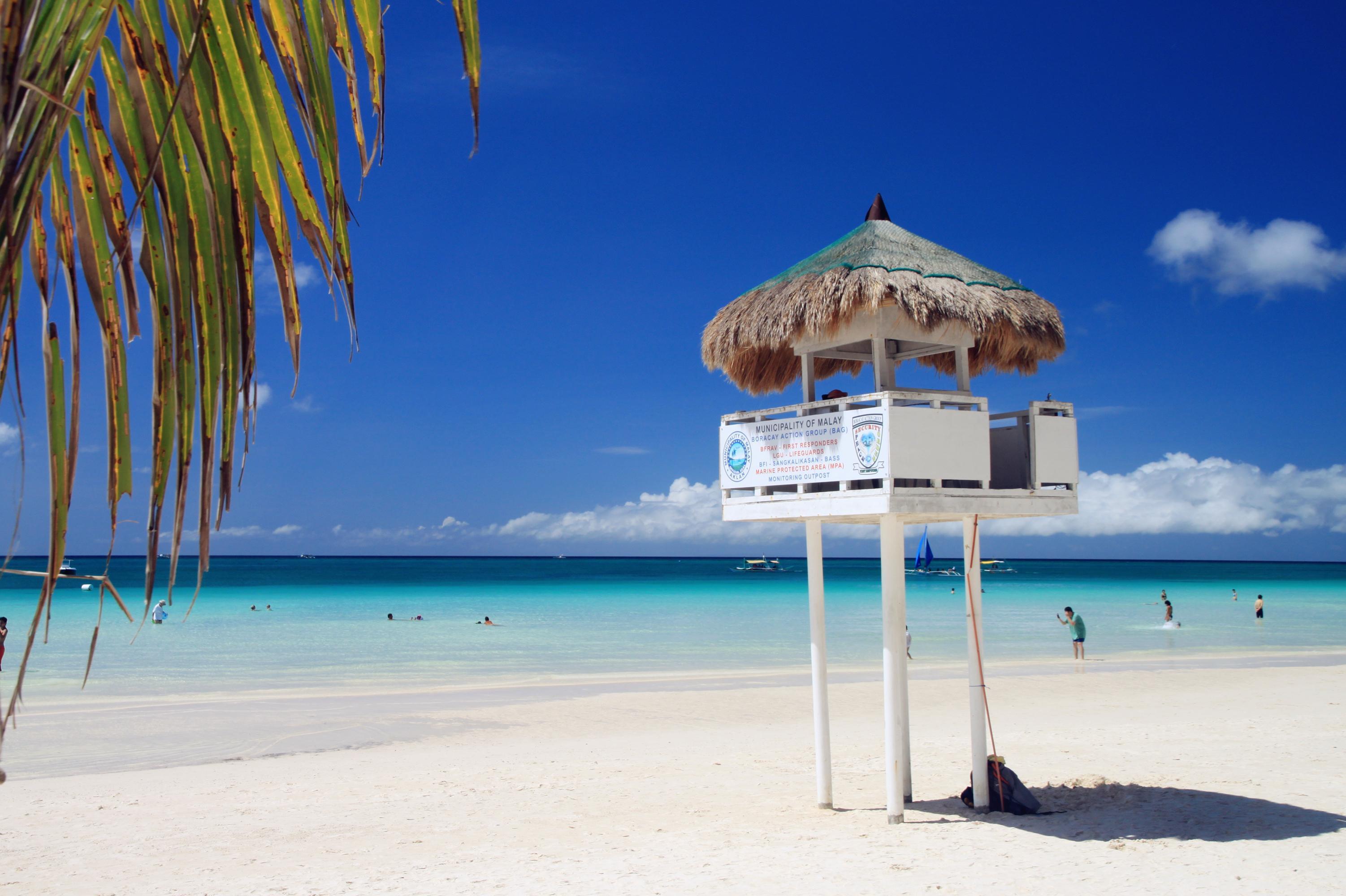 马尼拉+长滩岛休闲4日线路